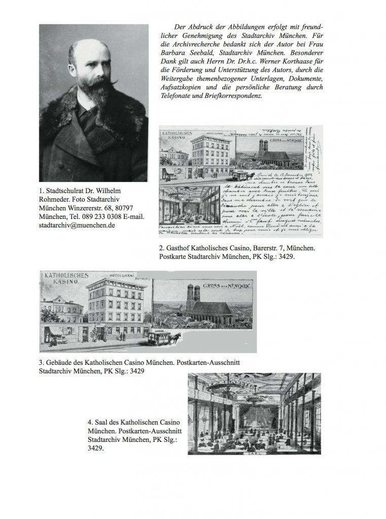 Die Comeniusfeier 1892 in München
