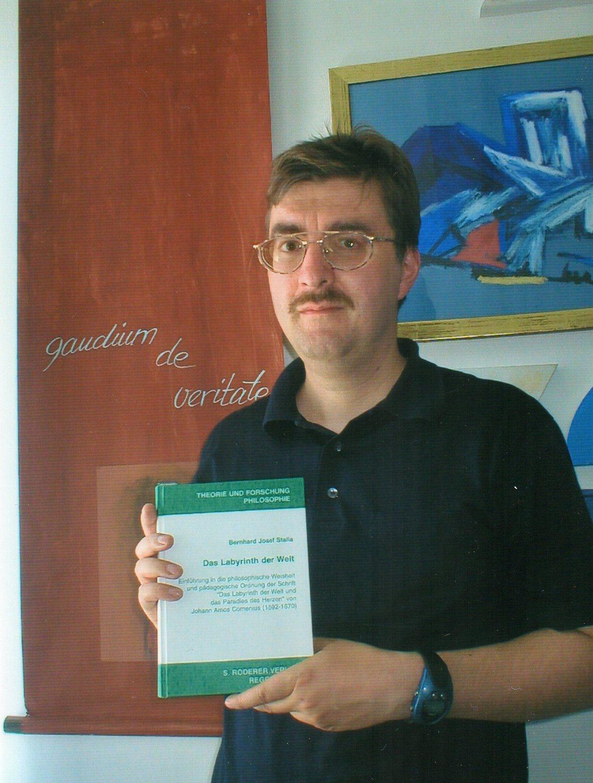 Dr. Stalla Neuerscheinung Labyrinth der Welt 2004