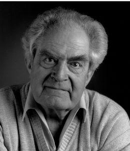 Portrait Prof. Dr. Klaus Schaller sw
